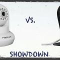 Dropcam Pro vs. Foscam Review