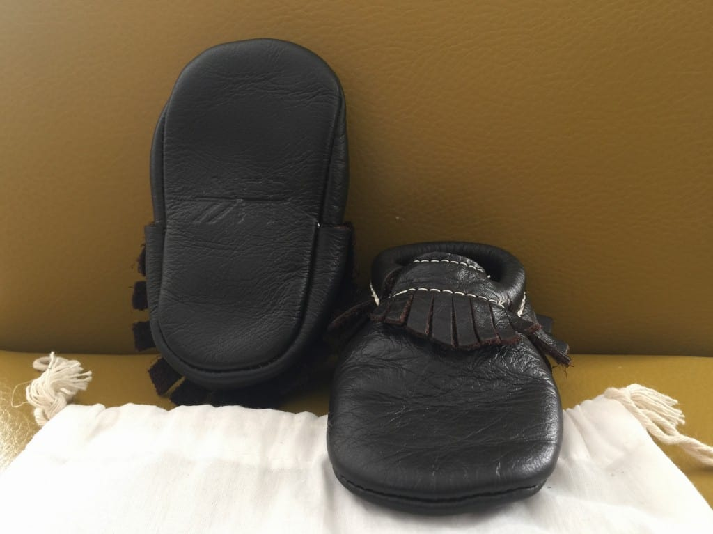 Freshly Picked leather moccasins review