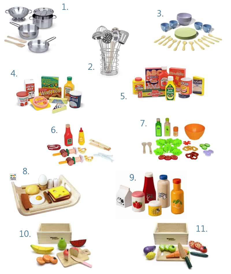 play kitchen accessories play kitchen food and accessories basics wishlist 1547