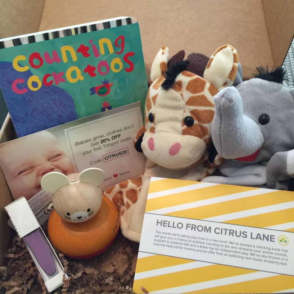 Citrus Lane Review - June 2015