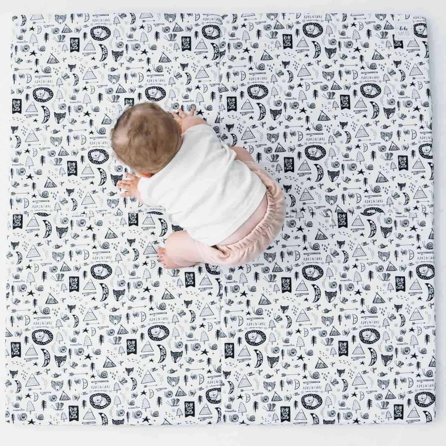 Best Non-Toxic Play Mats for Baby [Updated 2019] | Mommy to Max