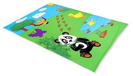 Panda Mat non-toxic play mat review