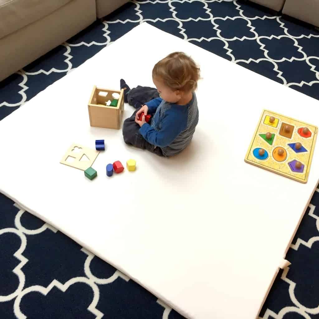 best non-toxic play mats for baby [updated 2017] | mommy to max