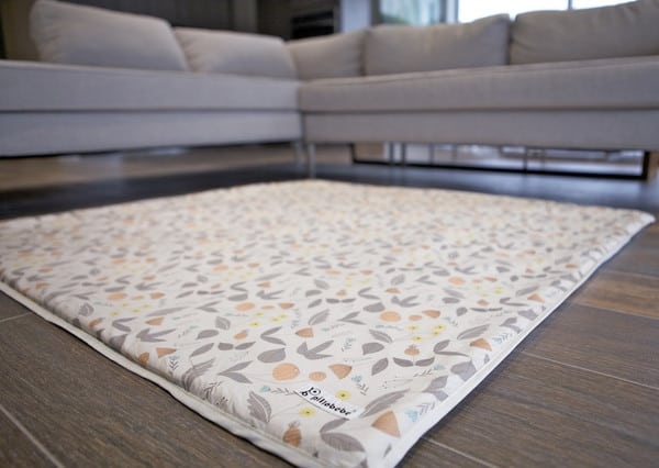Organic Cotton Play Mat By Pillobebe
