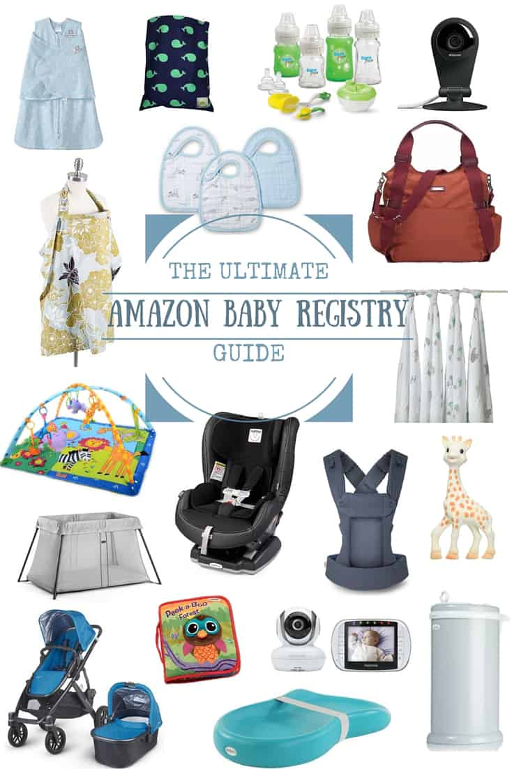 The Ultimate Amazon Baby Gift Registry Guide