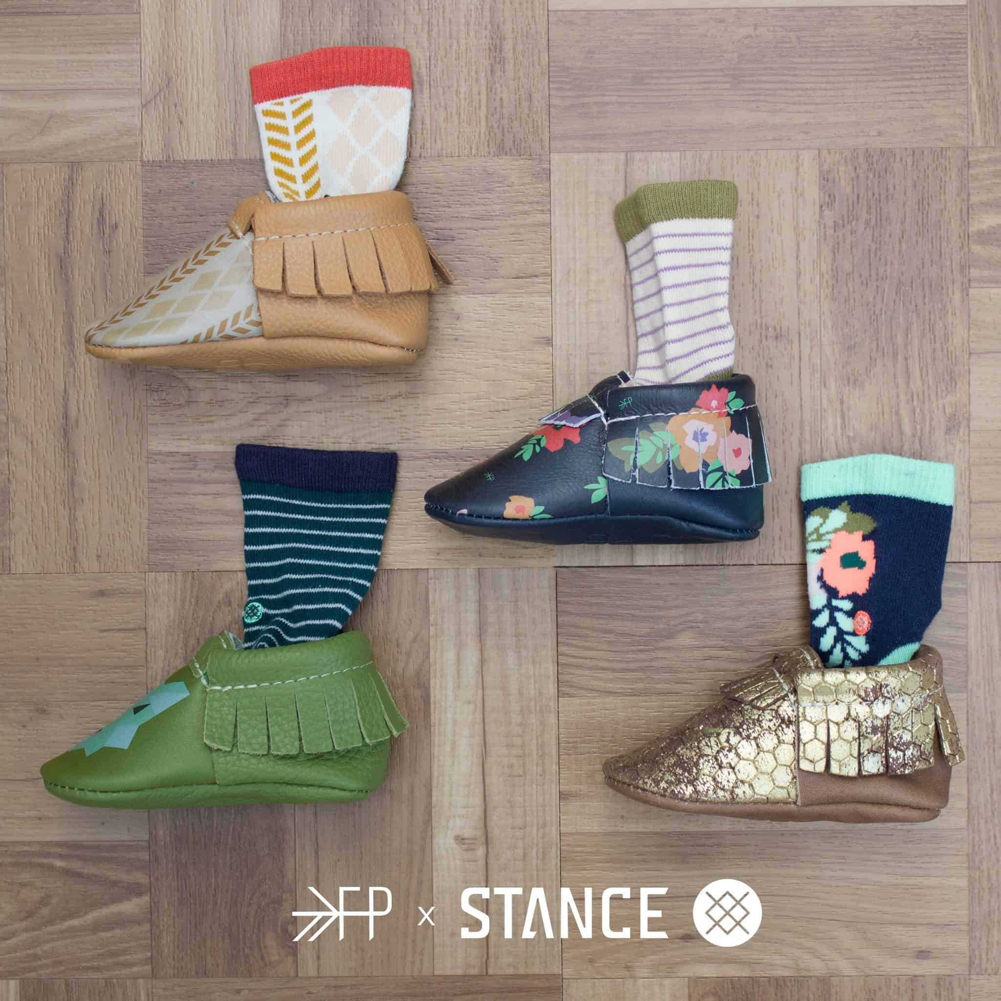 Freshly Picked Giveaway FP x Stance