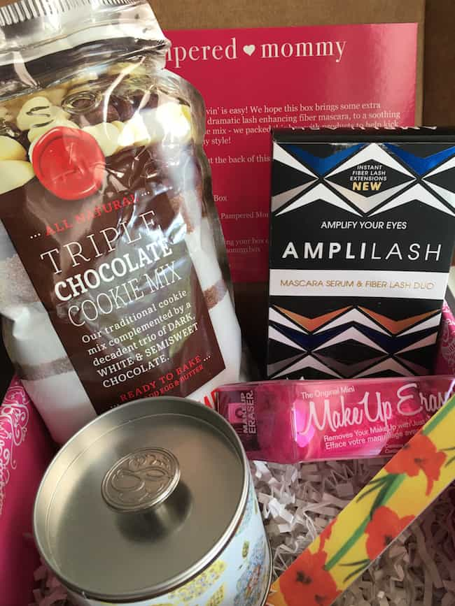 Pampered Mommy Review June 2016
