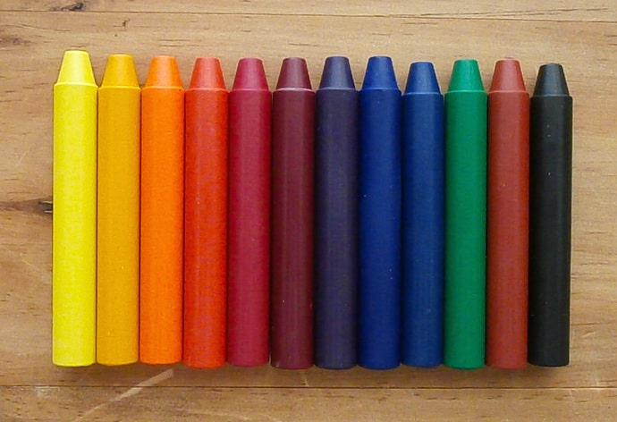 Best Non-Toxic Crayons Guide - Filana