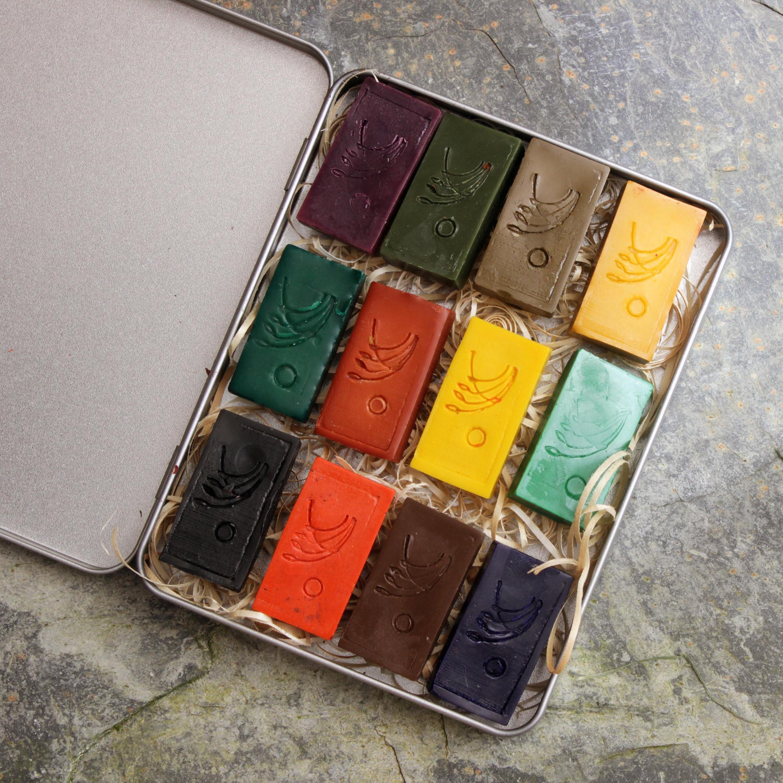 Birthday Crayons Party Crayons Christmas Crayons Brix Crayons Block Crayons Non-Toxic Crayons Brix Crayons