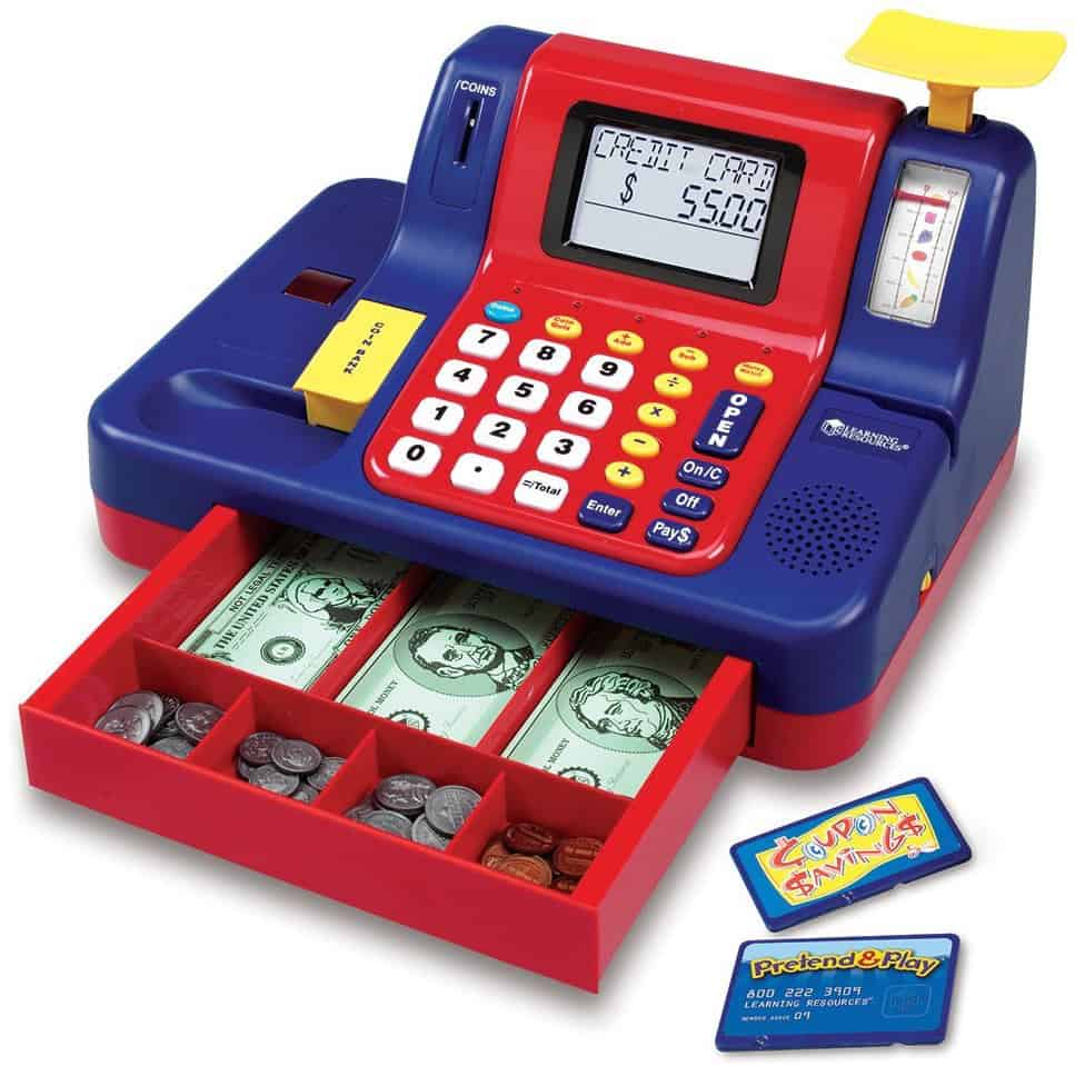 Toy Cash Register : The ultimate gift guide best toys for toddlers years