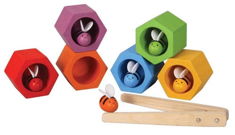 Non toxic wooden toys