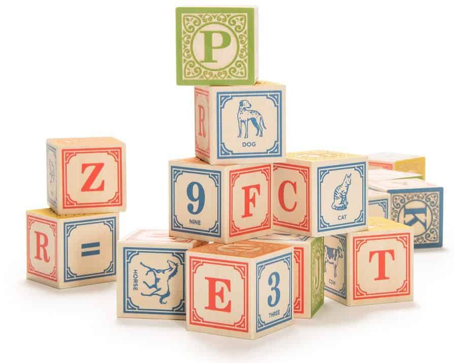 d43d6949ef39 The blocks are handcrafted in the USA out of basswood and printed using non- toxic