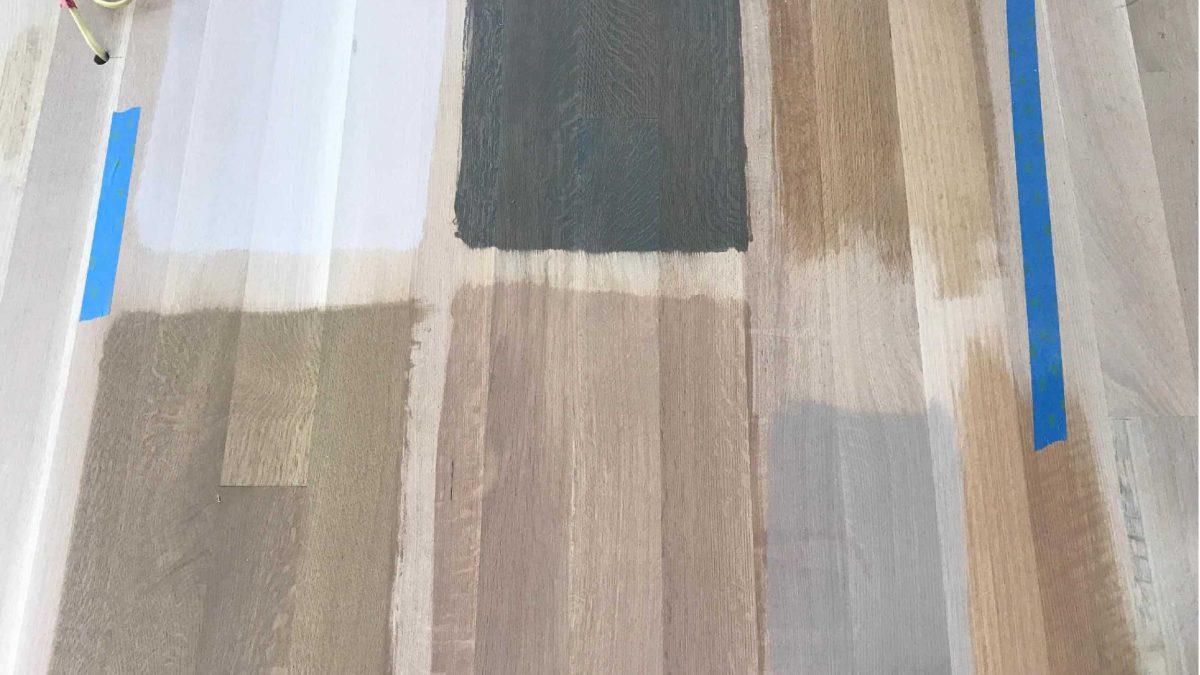 Stain Color For White Oak Flooring