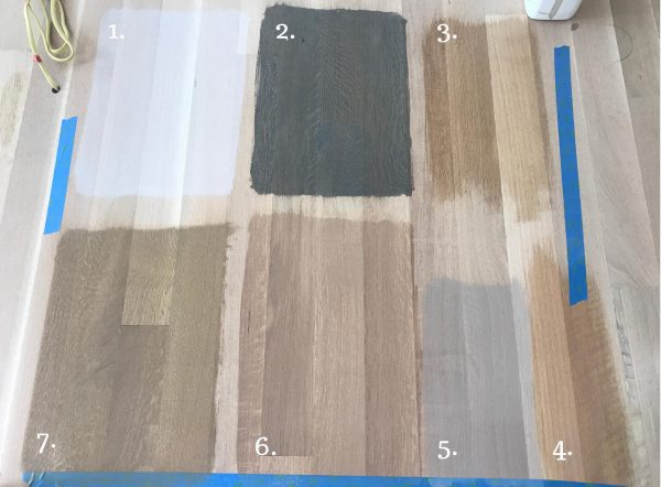 Time To Choose A Stain Color For White Oak Flooring Mommy To Max