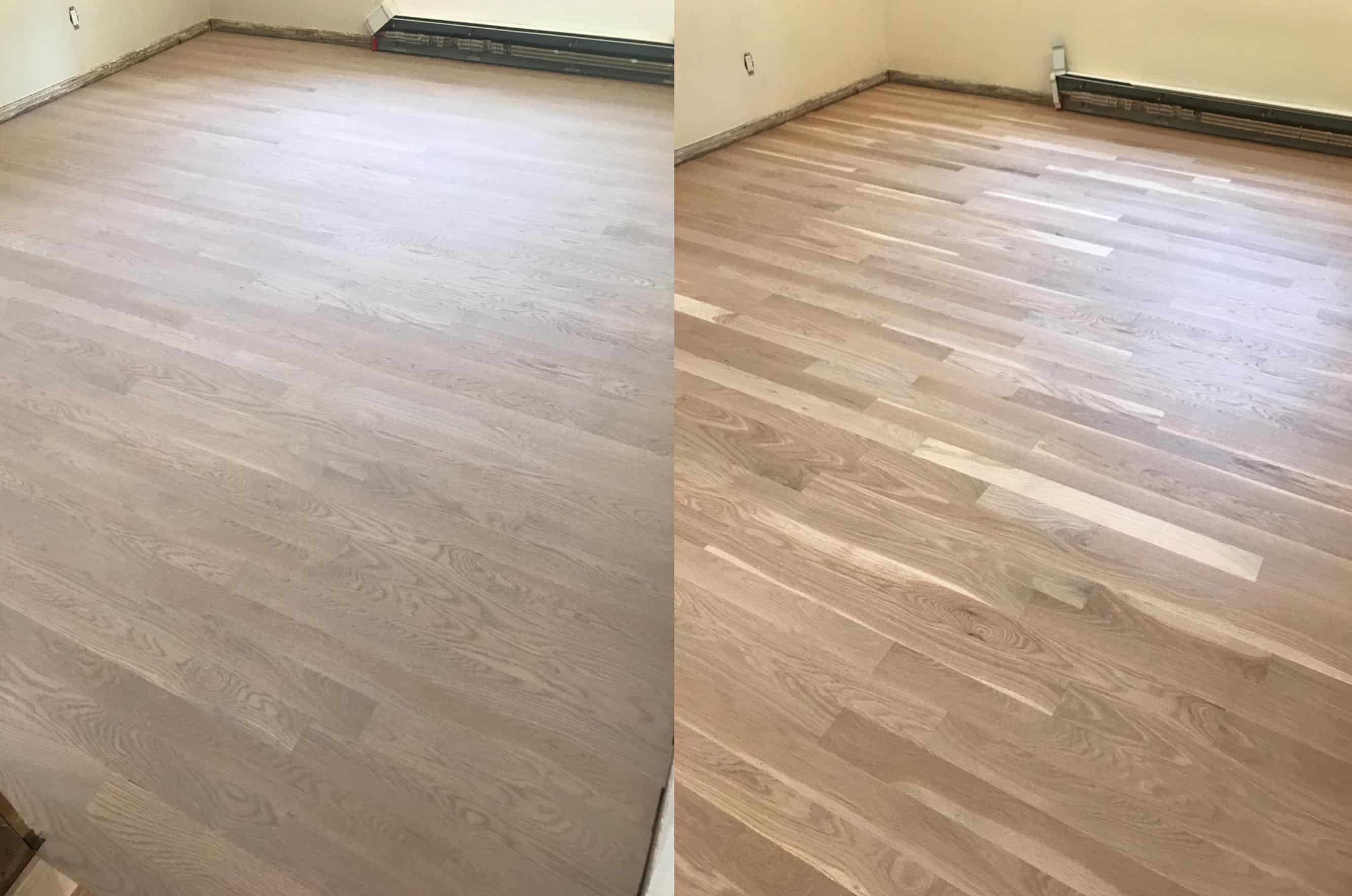 The Floors In Alexa S Room Look So Much Livelier And Brighter I Love Natural Beauty Of Wood Stain Completely Covered It Up