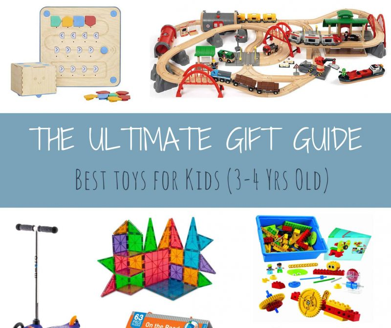 Toys For Ages 3 4 : The ultimate gift guide best toys for kids years old
