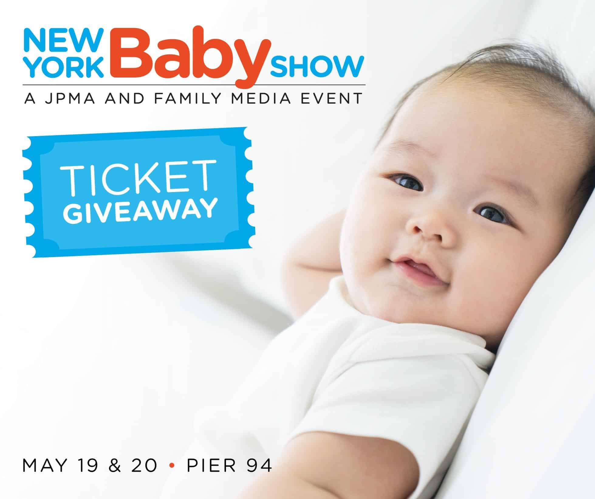 86ed53ee9 The 2018 New York Baby Show, on May 19-20 from 10:00AM-4:00PM at Pier 94,  is the largest baby show for new and expectant parents in the country.