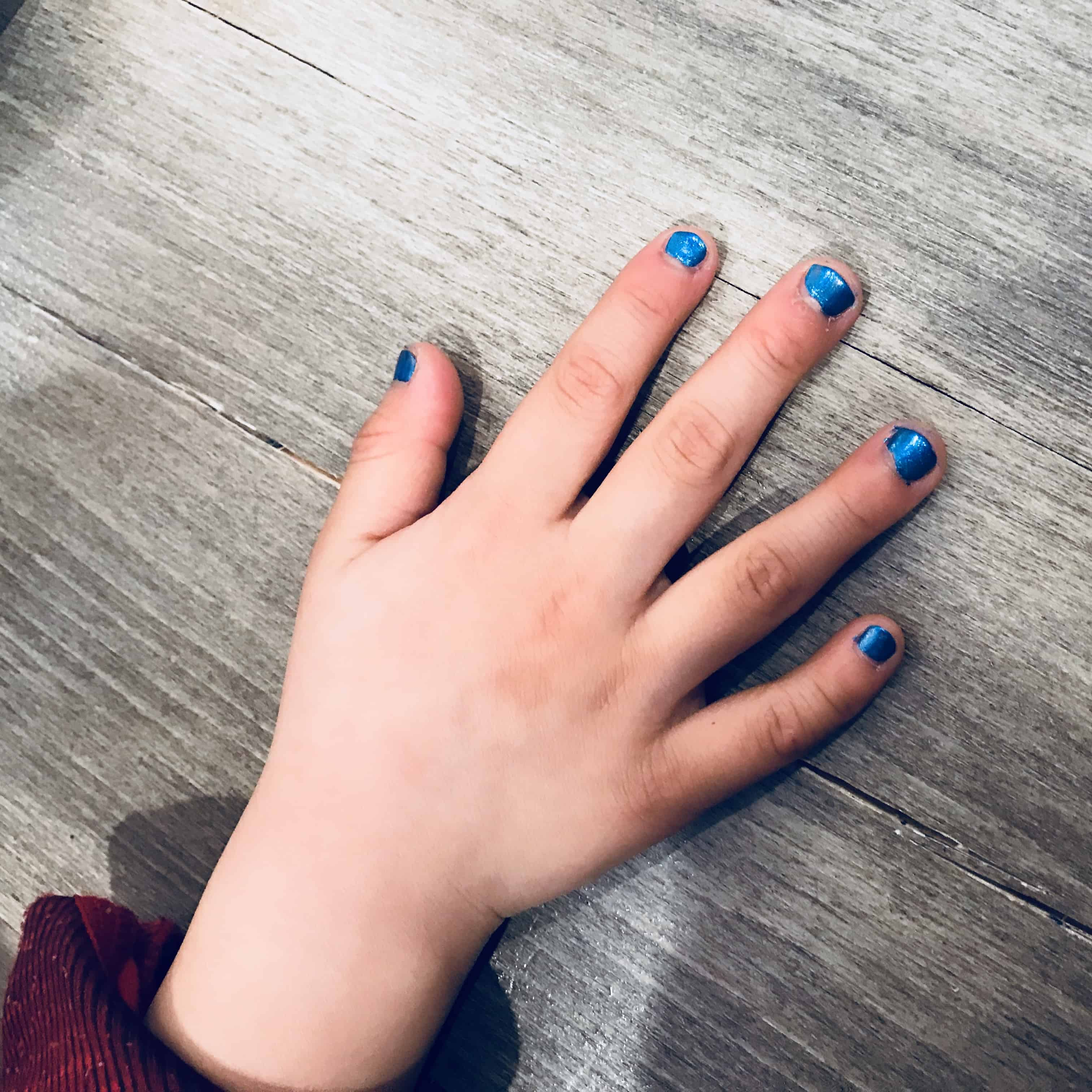 Yes, I Let My Son Wear Nail Polish | Mommy to Max