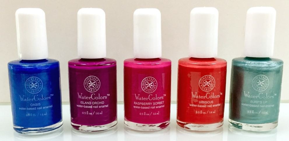 Best Non-Toxic Nail Polish Guide   Mommy to Max