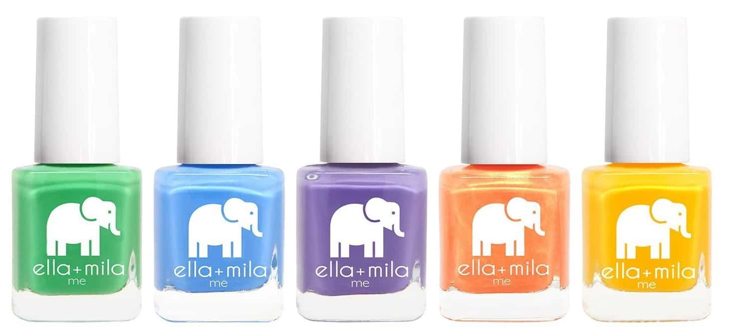 Best Non-Toxic Nail Polish Guide | Mommy to Max